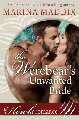 The Werebear's Unwanted Bride