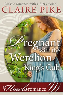 Pregnant with the Werelion King's Cub