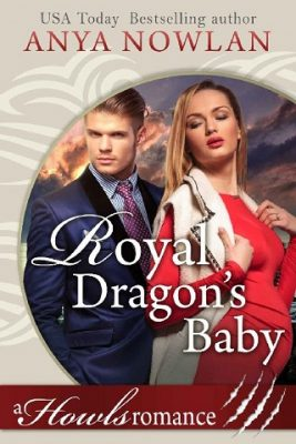 Royal Dragon's Baby