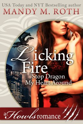 Licking Fire Stop Dragon My Heart Around