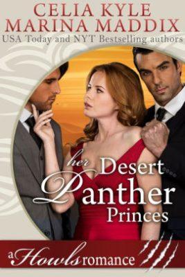 Her Desert Panther Princes